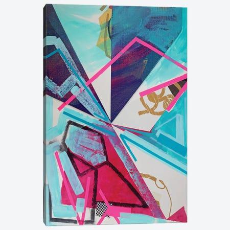 Picnic Canvas Print #PSK39} by Pamela Staker Canvas Art