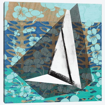 Sail Canvas Print #PSK45} by Pamela Staker Canvas Artwork