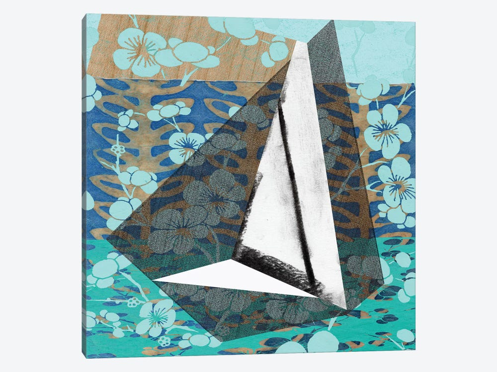 Sail by Pamela Staker 1-piece Canvas Art