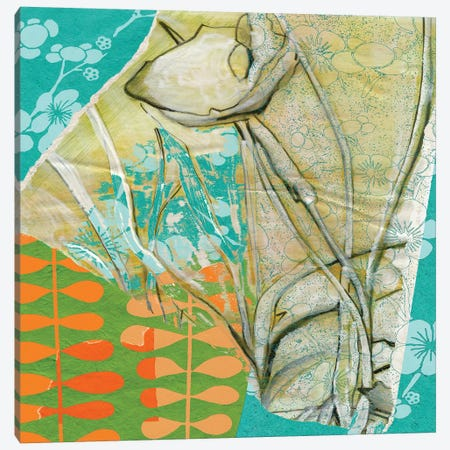 Spring Canvas Print #PSK48} by Pamela Staker Art Print