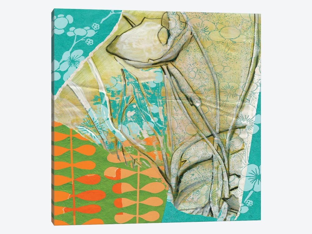 Spring by Pamela Staker 1-piece Canvas Art Print