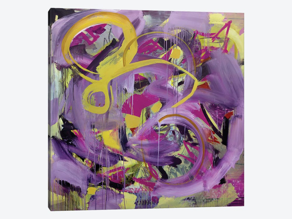 Squall by Pamela Staker 1-piece Canvas Art