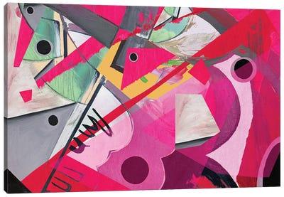 Syncopation I Canvas Art Print