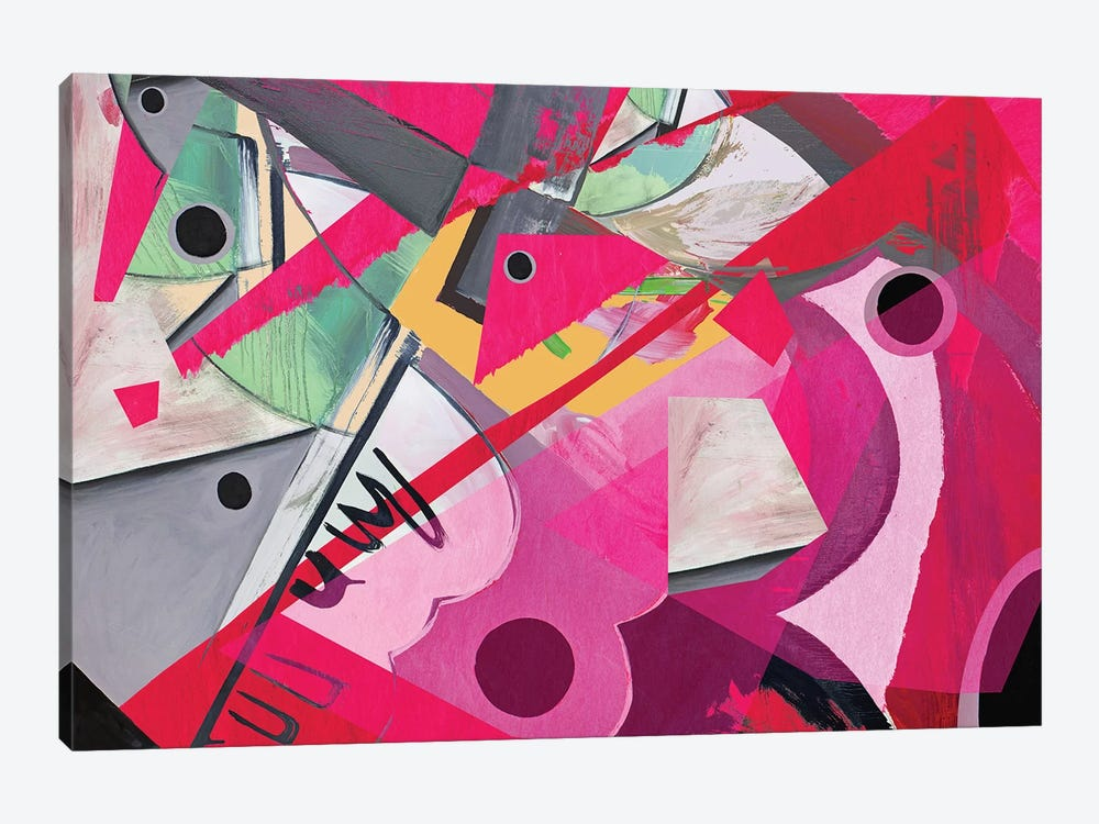 Syncopation I by Pamela Staker 1-piece Canvas Art Print