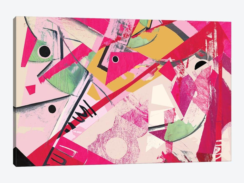 Syncopation II by Pamela Staker 1-piece Canvas Wall Art