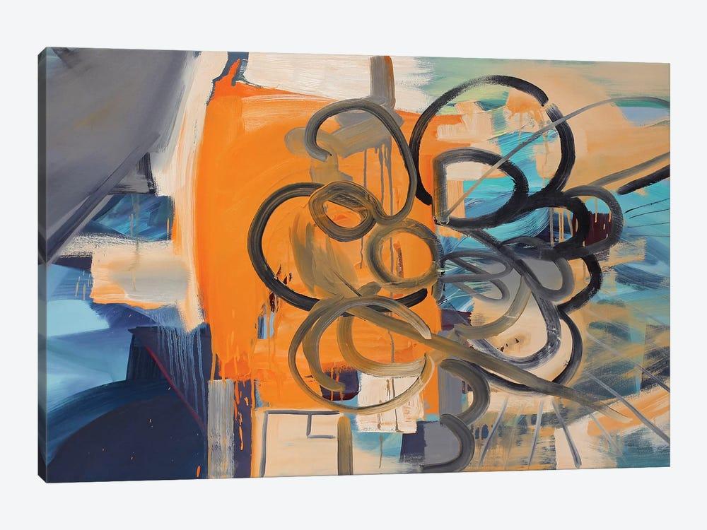 The Revolution by Pamela Staker 1-piece Canvas Art