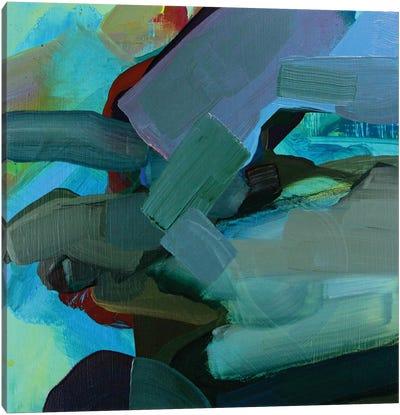 Dark Landscape I Canvas Art Print