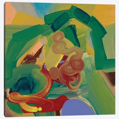 Twirl Canvas Print #PSK60} by Pamela Staker Canvas Print