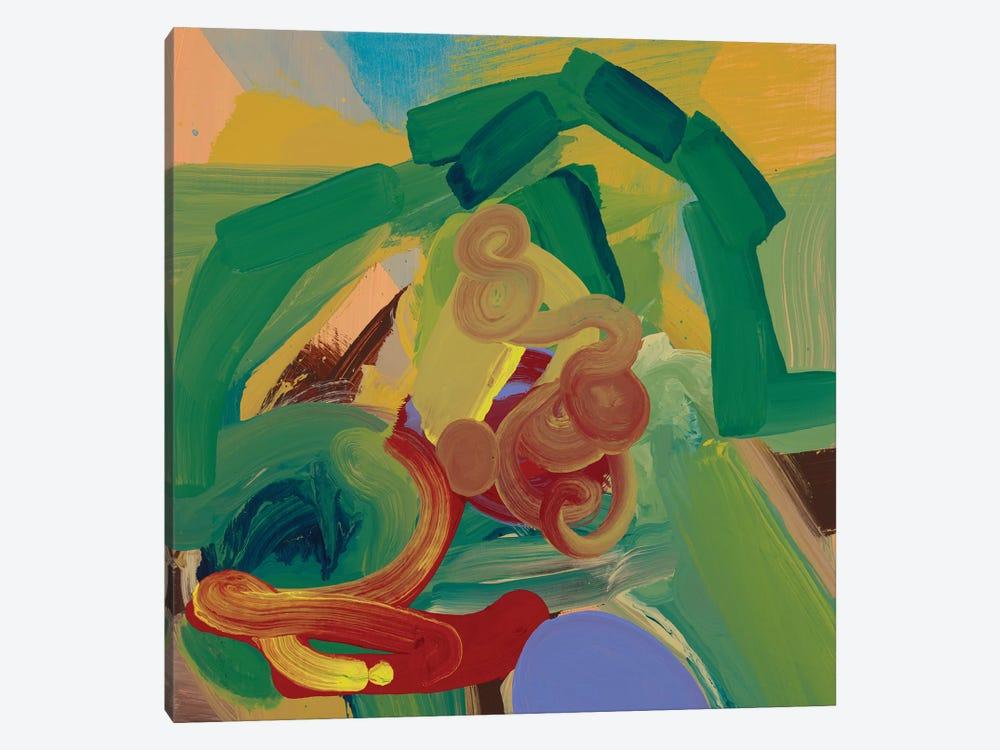 Twirl by Pamela Staker 1-piece Canvas Art Print