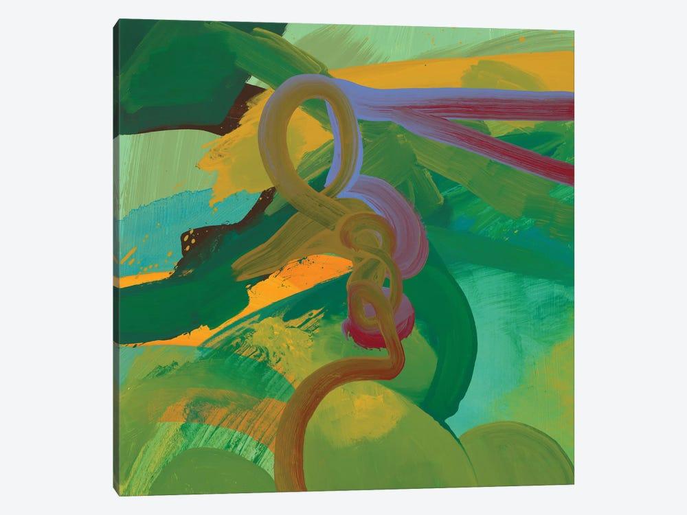 Twist by Pamela Staker 1-piece Canvas Wall Art