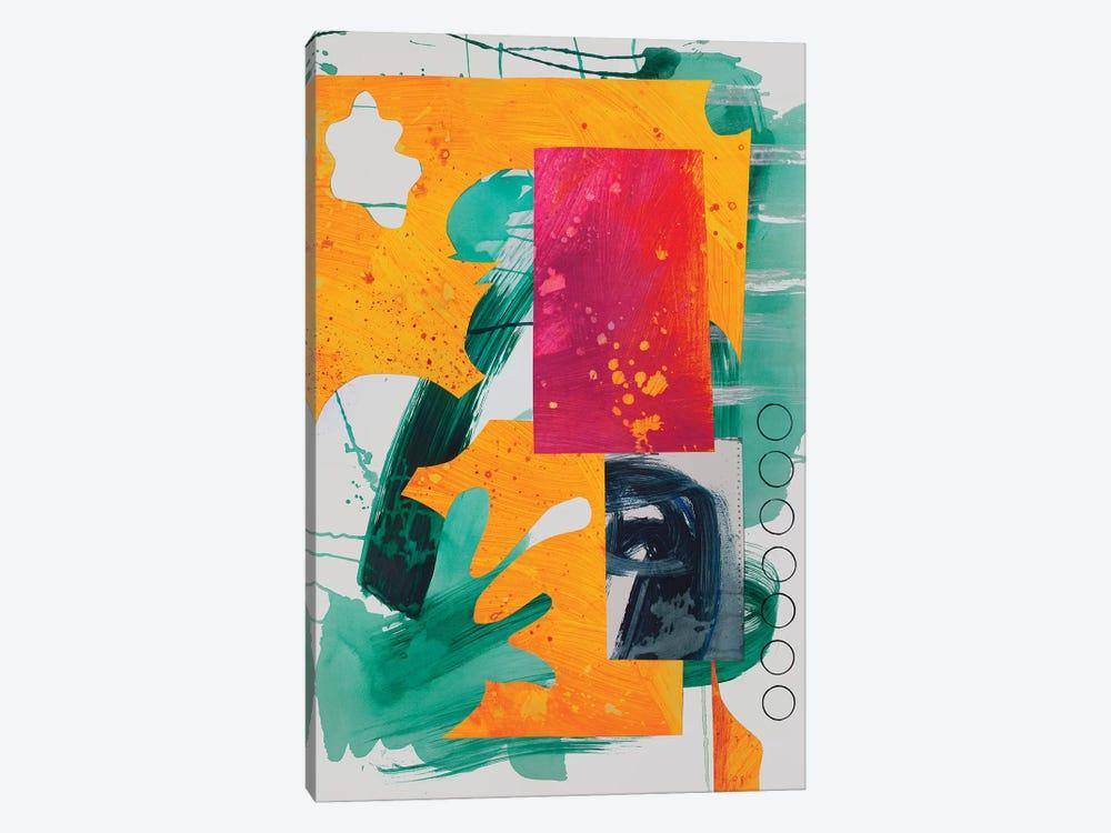 Urban Garden II by Pamela Staker 1-piece Art Print