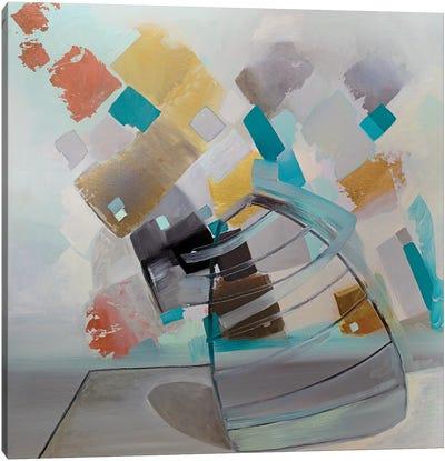 Table Top I Canvas Art Print