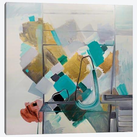 Table Top II Canvas Print #PSK73} by Pamela Staker Canvas Art