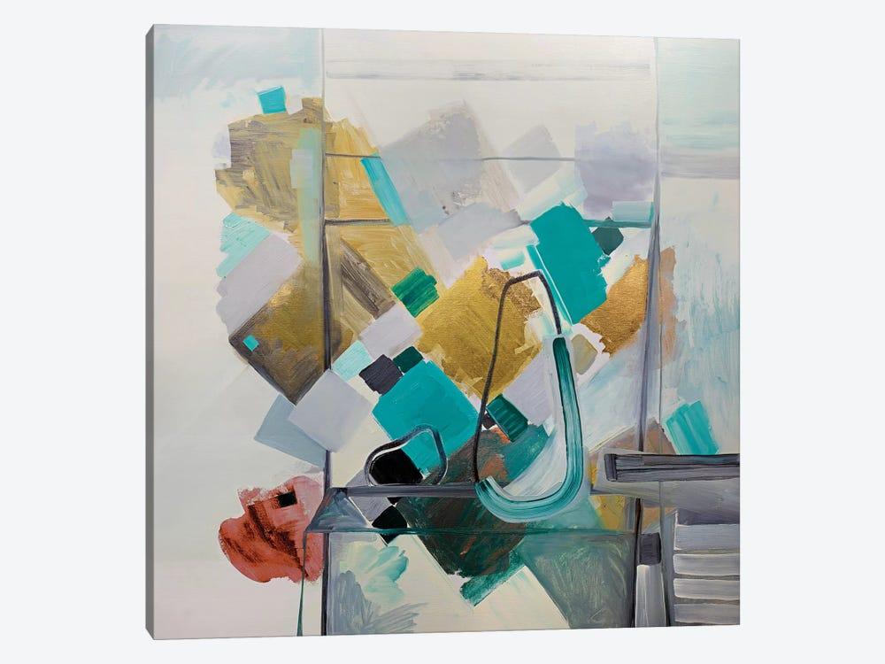 Table Top II by Pamela Staker 1-piece Canvas Art Print