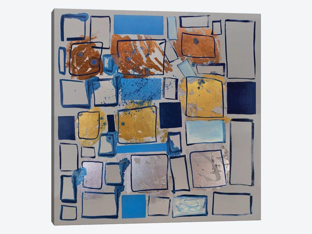 Salon Style by Pamela Staker 1-piece Canvas Artwork