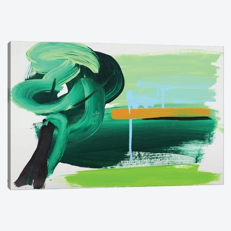 Midwest Meditation II Canvas Print #PSK76} by Pamela Staker Art Print