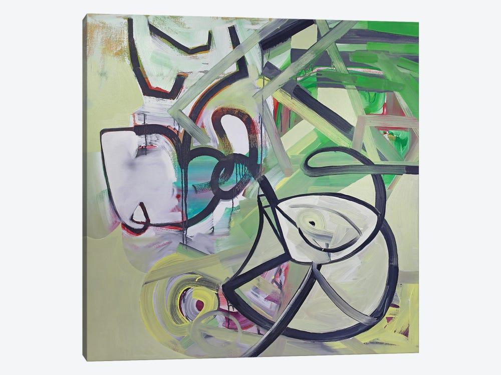 The Walk by Pamela Staker 1-piece Canvas Print