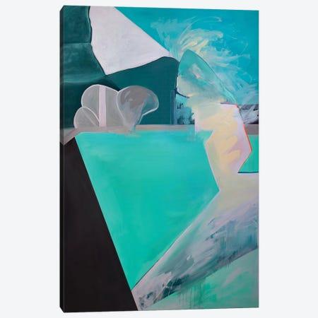 Dive Canvas Print #PSK7} by Pamela Staker Canvas Art Print