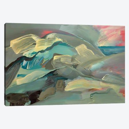 Ocean II Canvas Print #PSK80} by Pamela Staker Art Print