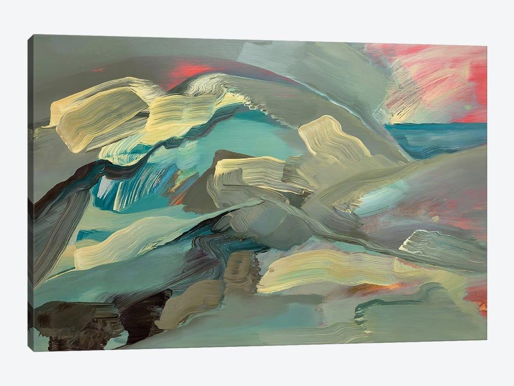 Ocean II by Pamela Staker 1-piece Canvas Art Print
