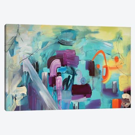 Ocean VI Canvas Print #PSK82} by Pamela Staker Art Print
