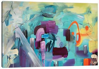 Ocean VI Canvas Art Print