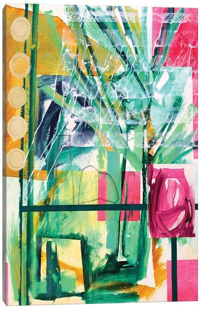 Windowsill II Canvas Art Print