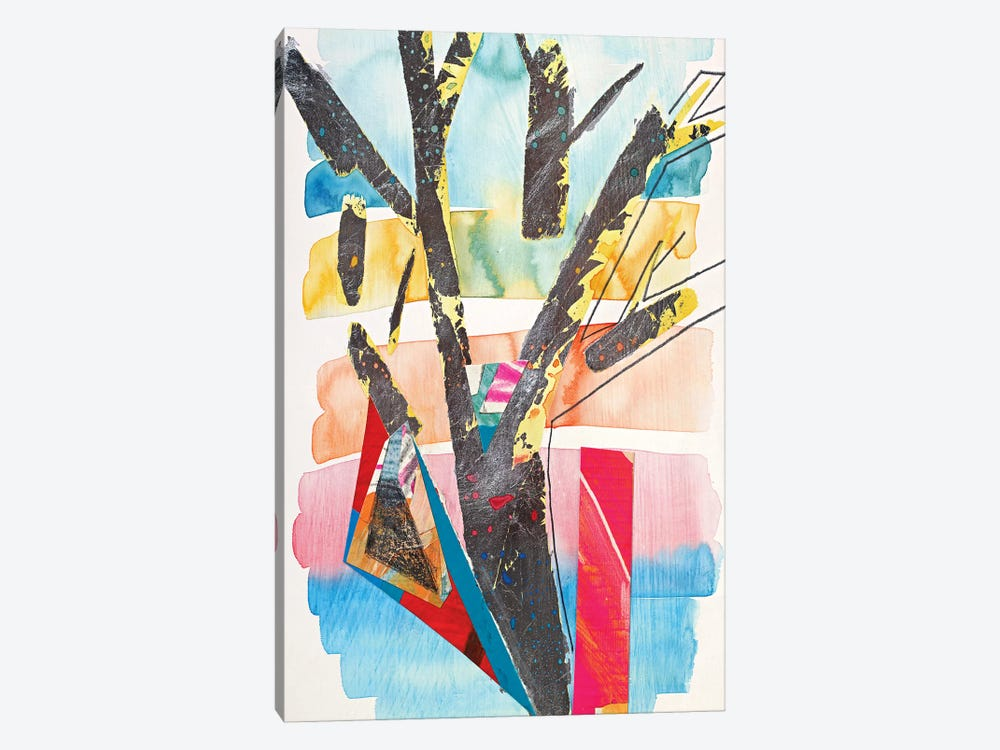 Magical Forest XXX by Pamela Staker 1-piece Canvas Art