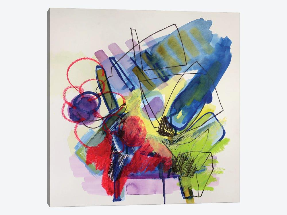 Modernist Study I by Pamela Staker 1-piece Art Print