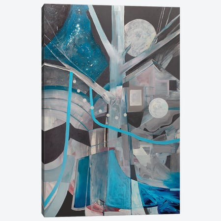 Dream Canvas Print #PSK9} by Pamela Staker Canvas Wall Art