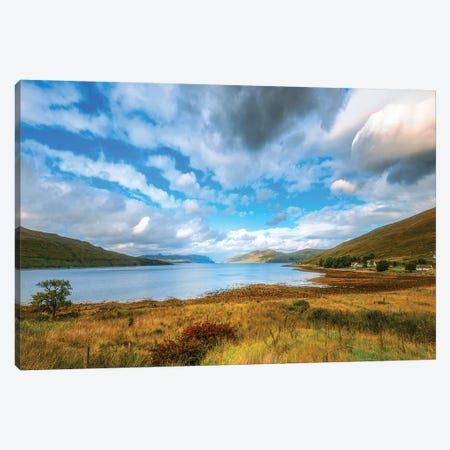 Lost In My Dreams Canvas Print #PSL107} by Philippe Sainte-Laudy Canvas Artwork