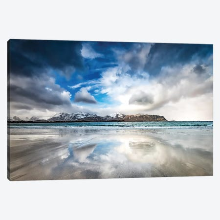Mirrored Canvas Print #PSL110} by Philippe Sainte-Laudy Canvas Artwork