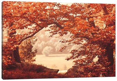 New Leaves Canvas Art Print