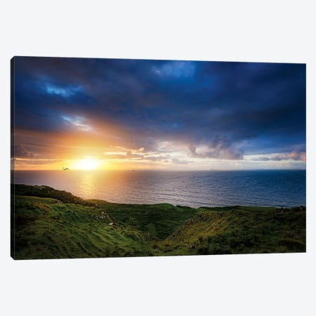 Poems In The Sun Canvas Print #PSL130} by Philippe Sainte-Laudy Canvas Wall Art
