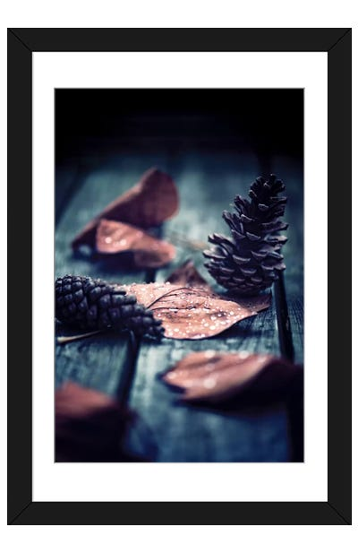 Shed A Light Framed Art Print