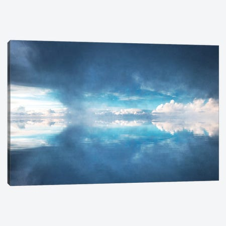 Sometimes Nothing Is Everything Canvas Print #PSL151} by Philippe Sainte-Laudy Canvas Artwork