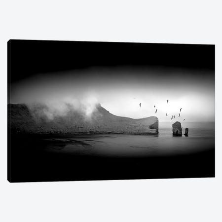 Too Late To Say Goodbye Canvas Print #PSL167} by Philippe Sainte-Laudy Canvas Wall Art