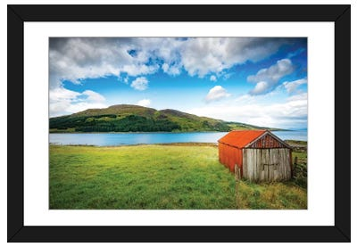 When Colour Isn't Enough Framed Art Print