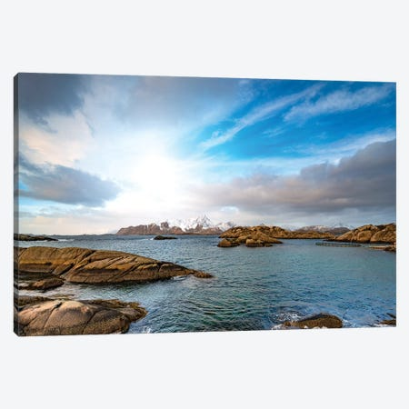 Where The Water Goes Canvas Print #PSL186} by Philippe Sainte-Laudy Canvas Artwork