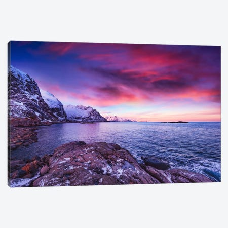 Away From Today Canvas Print #PSL28} by Philippe Sainte-Laudy Canvas Artwork