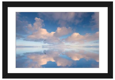 In This Moment Forever Framed Art Print