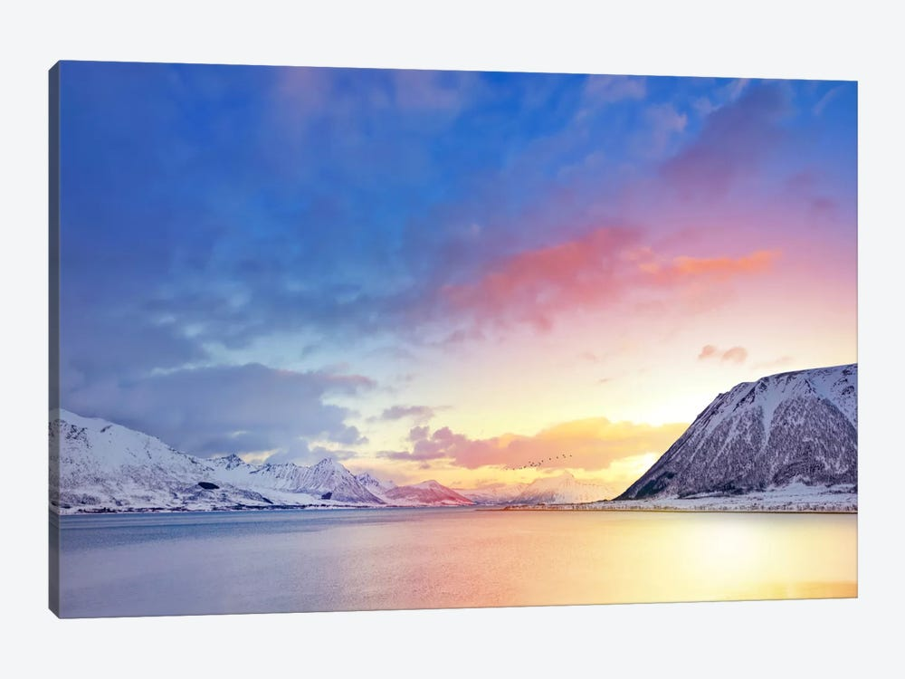 I've Seen The Light by Philippe Sainte-Laudy 1-piece Canvas Print