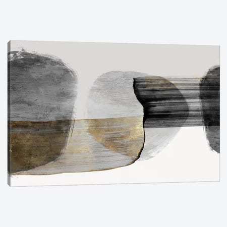 Anchored Motion II Canvas Print #PST1019} by PI Studio Canvas Art