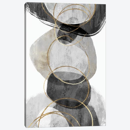 Conglomerate II Canvas Print #PST1031} by PI Studio Canvas Artwork