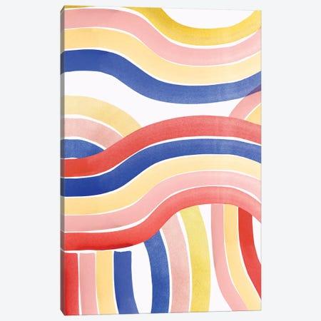 Convulse I  Canvas Print #PST1034} by PI Studio Canvas Print