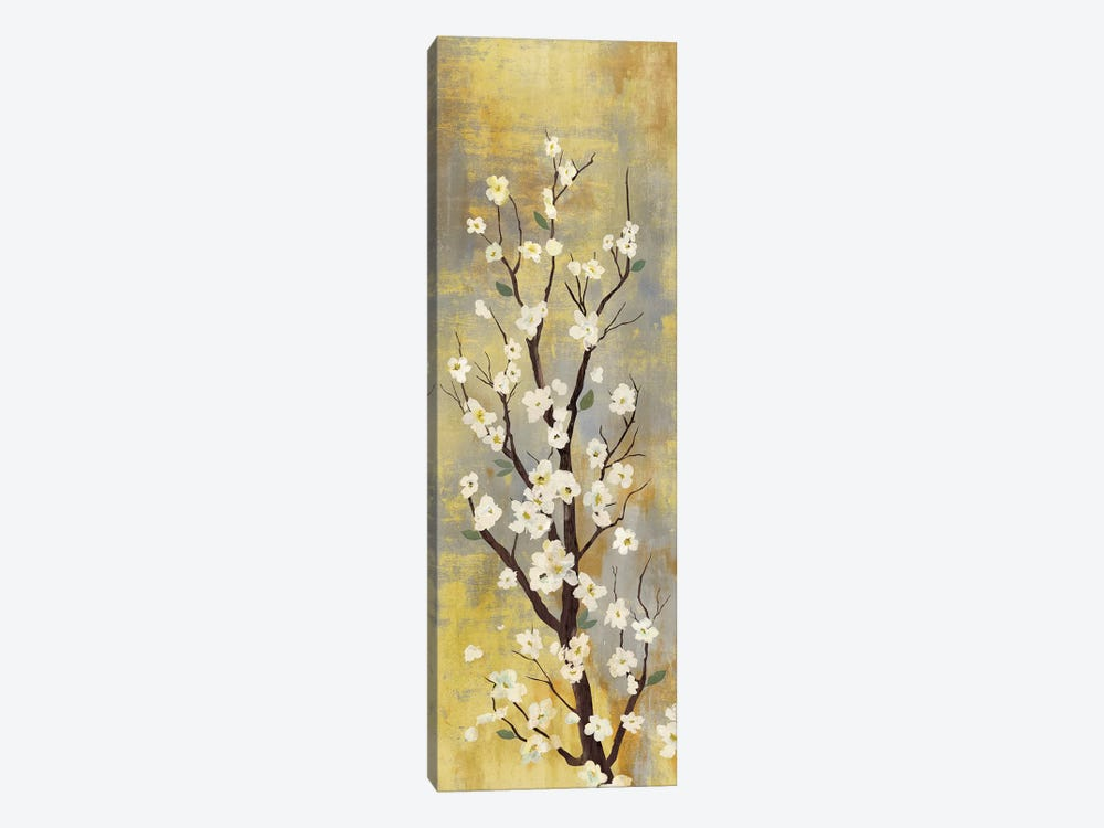 Blossoms II 1-piece Canvas Print