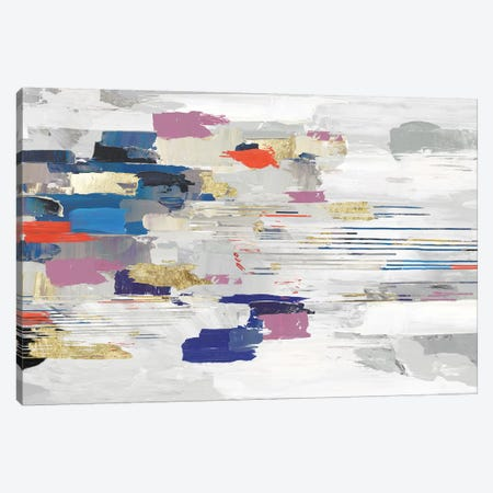 Kinetic Colors I Canvas Print #PST1067} by PI Studio Canvas Wall Art