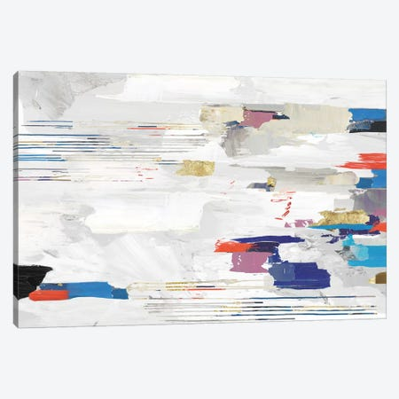 Kinetic Colors II Canvas Print #PST1068} by PI Studio Canvas Art Print
