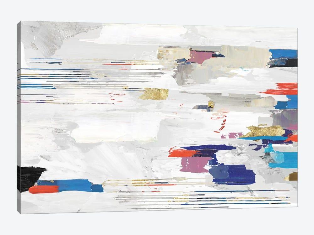 Kinetic Colors II by PI Studio 1-piece Canvas Art Print