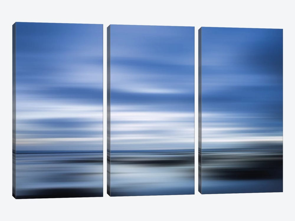 Blue by PI Studio 3-piece Canvas Print